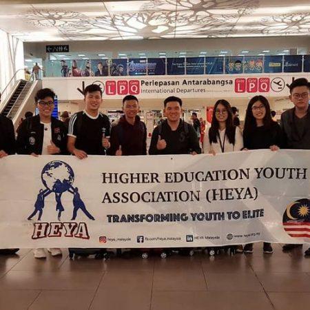 Macao Delegates 2019