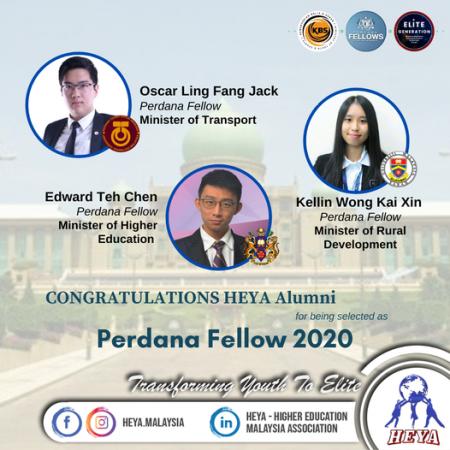 Perdana Fellow 2020