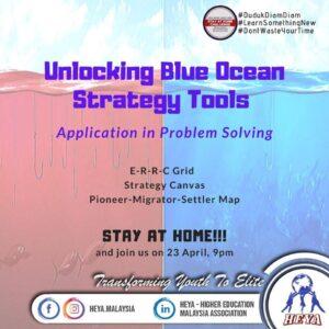 unlocking blue ocean startegy tools
